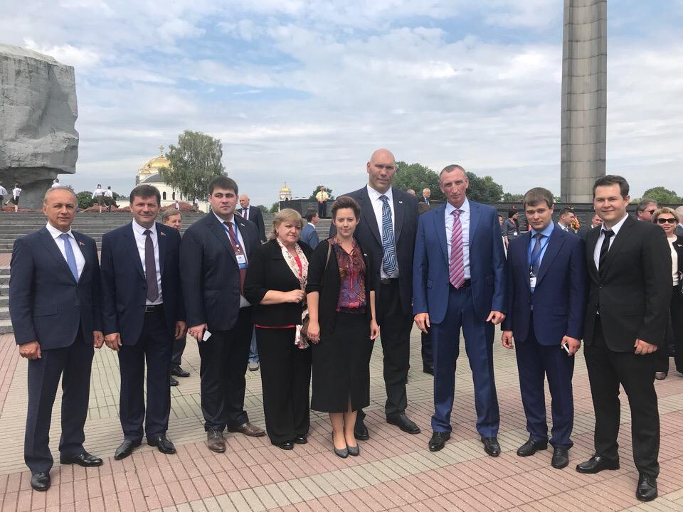 Псковичи почтили память защитников Брестской крепости, фото-1